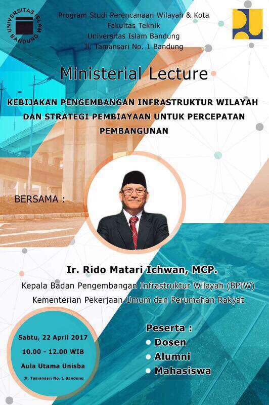 Ministerial Lecture